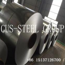 Feux de la boxe en acier galvanisé à chaud dans la bobine/feuille d'acier de fer galvanisé