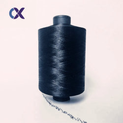 20150/48 Acy Air الذي يغطي Yarn Polyester spandex يغطي Yarn للحليب