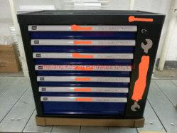 7 ящиками с 6 ящиками инструменты верхней части продавец швейцарских крафт-Car Ремонтный комплект передвижного блока инструмента шкафа электроавтоматики