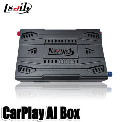 Caixa de ia Carplay universal para Citoren C4 C5 Caixa de sistema Android Lsailt