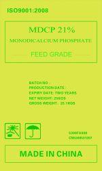 Fosfato Mono-Dicalcium MDCP 21%Min granular con fami-QS certificado