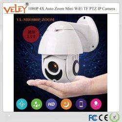 Mini macchina fotografica senza fili del IP del CCTV PTZ di obbligazione di sistema di sorveglianza della macchina fotografica