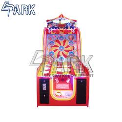 ألعاب داخلية ذات أرباح عالية في الملاهي تلقي رمية حول رواق استرداد الدوائر آلة الألعاب للبيع