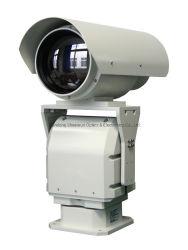 Imágenes Térmicas PTZ de largo alcance de la cámara con lente de zoom de 150mm