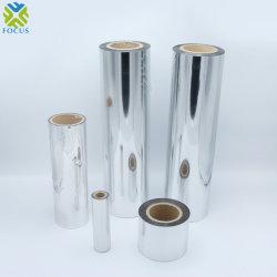 Mylar 패킹 당 방수 금속 무결정 필름 진공 패킹 필름 폴리에스테르 재질