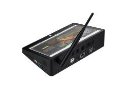 "Nuevo Pipo X8 TV Box Win 8.1 Android4.4 arranque dual Intel Z3736f Quad Core Mini PC 7"" Tablet HD 2g/32g Bt4.0"