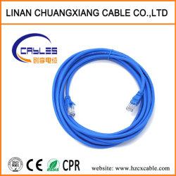 Cable de cobre UTP CAT6 equipo de cable de datos Ethernet Cable de monitor de la alarma de seguridad