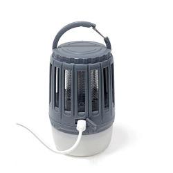 재충전용 모기 살인자 램프 방수 하이킹 전기 비상등 버그 Zapper