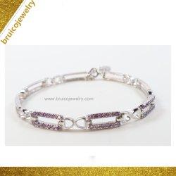 Bijoux de luxe de l'or Zirconia Cubique Bracelet pour dames