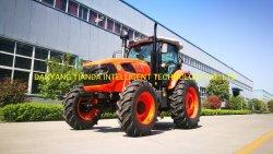 Nuevo 1504 Four-Wheel conducir el tractor de ruedas con motor Diesel tipo Kubota