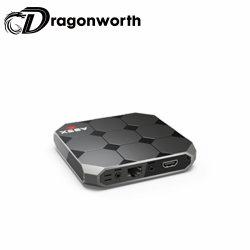 アンドロイド7.1のスマートセットの上ボックスHD人間の特徴をもつ完全なHD 1080PビデオTVボックスのためのスマートなOtt TVボックスA95X R2 S905W 2g 16g Bt