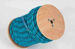 Haute résistance de la corde de la tresse de PE/PP/cordon en nylon/polyester