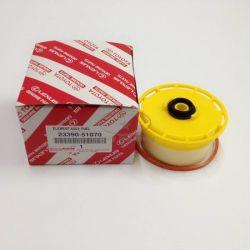 Filtro de Combustível de carro automático para a Toyota 2339051070