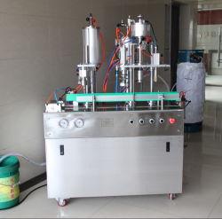 Selbst-LPG-Luft-Erfrischungsmittel-Mittel-Insektenvertilgungsmittel-Spray-Dosen-Aerosol-Gas-Füllmaschine-Pflanzengerät