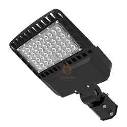 150lm/W IP65 옥외 조정가능한 100W 정원 구두 상자 주차장 빛 LED