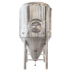 3000L معدات تخمير آلة تصنيع البيرة صهاريج من الفولاذ المقاوم للصدأ