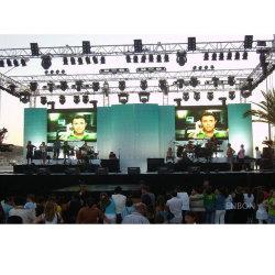 Аренда открытый/крытый Leddisplay экран для рекламы (500*500 мм/500*1000 мм) панель управления