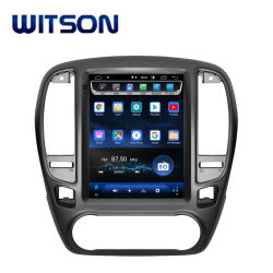 """Witson 9.7 de """" Grote Van verschillende media van de Auto van het Scherm van het Scherm Androïde 9.0 Verticale Auto DVD van Tesla voor Nissan Sylphy/Sialia 2008-2012"""