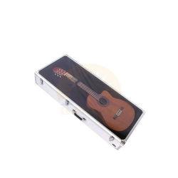 Haltbarer elektrischer Baß-Gitarren-Aluminiumkasten (HF-5217)