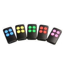 4 Botones Nuevo Diseño de Control remoto de radio de 433MHz pero2110