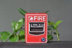 煙探知器の煙探知器火災報知器システムのための慣習的な手動呼出しポイント