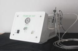 ヒュドラ皮のスクラバーおよび酸素の注入が付いている顔水酸素のDermabrasionの美装置