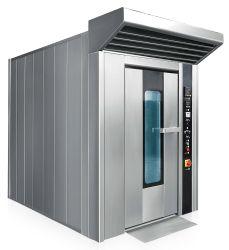 Four rotatif diesel commercial Biscuit boulangerie ALIMENTAIRE Machine à pain dans l'équipement de cuisson (JM-64C)