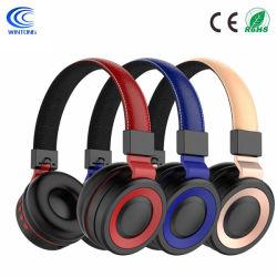 Audifonos Auriculares FM Blutoothsによって決め付けられる無線Bluetoothsのヘッドホーン