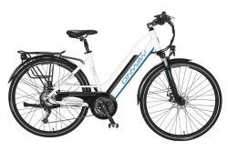 Pedal de ciudad verde ayuda a bicicleta eléctrica, 240W Bicicleta eléctrica bicicleta eléctrica