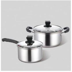 高品質のステンレス鋼2PCSの調理器具セット