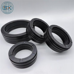 Biela y pistón hidráulico NBR+V algodón juntas tóricas para equipos Oilfiled