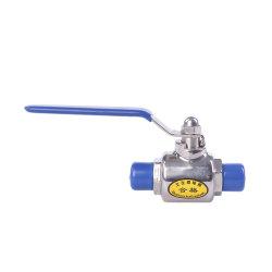 Санитарные стальной сварной шов шаровой клапан