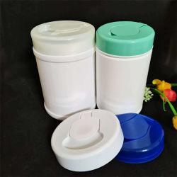 Canister Plus de desinfección de la máquina que hace la máquina haciendo que la limpieza diaria de tirar la maquina para fabricar botellas de paños de tejido