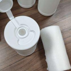 Nonwoven Fabric el tubo de rollo para el uso de barrido húmedo