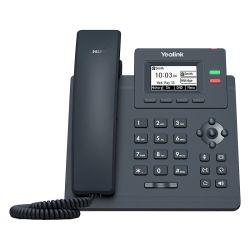 Teléfono IP empresarial clásica SIP-T31 teléfono VoIP de Yealink