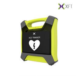 Dispositivo de Treinamento de RCP de emergência hospitalar Desfibrilador Aed Formador de Treinamento de Primeiros Socorros Dea Formador de DEA