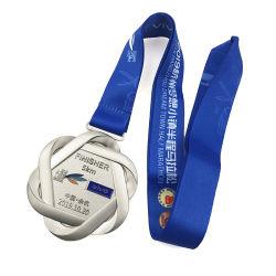 Лучшее качество пользовательских 3D-дизайн марафон Medallions металла
