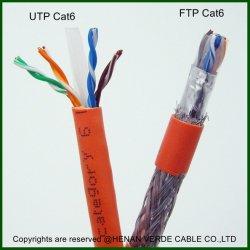 Кабель UTP CAT5e, CAT6 компьютер сетевые кабели связи Коаксиальный динамик экранированных проводов щитка приборов патч шнур LSZH кабель