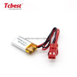 Kleine Lithium-Plastik-Batterie der Lipo Batterie-351120 3.7V 40mAh Apl ultra dünne für Ecard