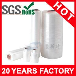 Pallet del LDPE del materiale da imballaggio che sposta la pellicola di stirata protettiva (YST-PW-035)