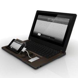 Aufladeeinheit mit Bluetooth Tastatur für Samsung-Galaxie S3 (DPN)
