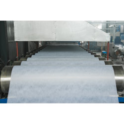 1035hf Foaming Chemical Bond Nonwoven Fusible Interlining