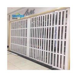 Türen und Windows der neuer Entwurfs-wasserdichtes niedriger Preis-Haus-Hauptleitungs-WPC Belüftung-Falz-Tür