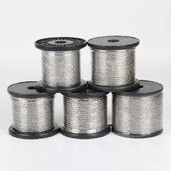 Funi metalliche dell'acciaio inossidabile 304 7 * 7 diametro della struttura 0.5mm