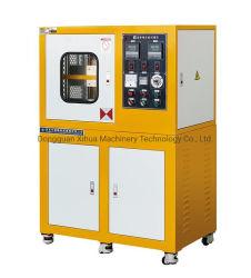 Prensa Hidráulica de laboratorio de calor de la máquina de vulcanización de caucho y plástico