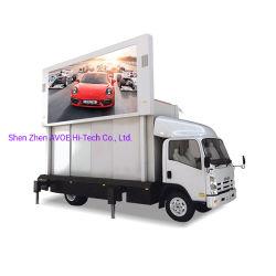 Mobiler Bildschirm 6000CD/Sqm der LKW-Videodarstellung-P4 LED