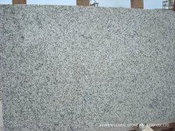Baratos Leo Blanco granito chino G655 chorreado de arena/Pulido/pulidas losas de piedra o baldosas de granito del suelo que cubre la pared