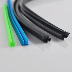 TPV Form-Schärpe-Öffnungs-Gummidichtung-Streifen