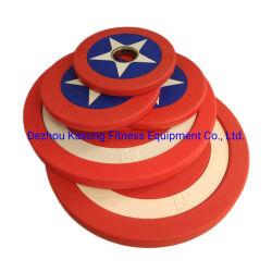 2019 el Capitán América PU Peso placa con el mejor precio (SA16-C).