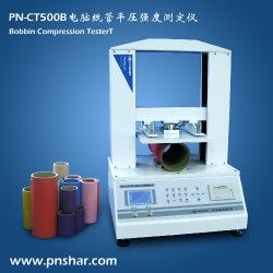 Tube en papier Machine d'essai de compression (PN-CT500B)